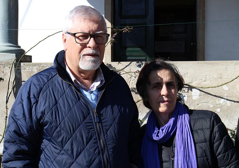 Jorge Pintassilgo e Idalina Ferreira