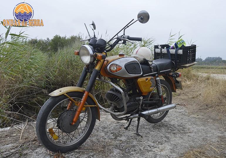 Motorizada FS – Motor Zundap